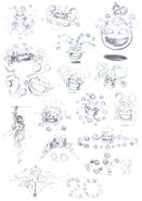 20th Anniversary Sketches 2