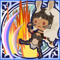 FFAB Whip Kick - Fran Legend SSR+