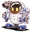 FFLII Robot Artwork