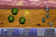 FFVI Zantetsuken Weapon Ability