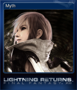 LRFFXIII Steam Card Myth