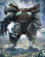 MFF Fal'Cie Titan FFXIII