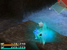 Ice Bomb (Ring of Fates)