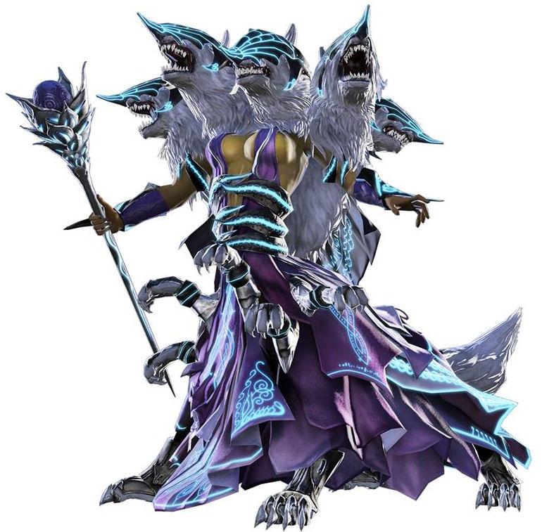 Scylla (Final Fantasy XIV)