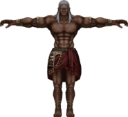 Titan from WotV render