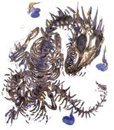 Amano Bone Dragon
