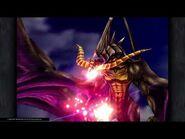Bahamut's Mega Flare from Final Fantasy IX Remastered