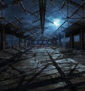FFBE Danadea Factory Ruins BG