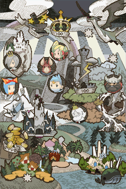 Final Fantasy: The 4 Heroes of Light achievements
