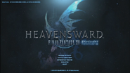 FFXIV HW Title Screen