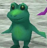 Rydia Toad render ffiv ios
