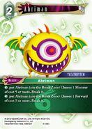 Ahriman 4-049C from FFTCG Opus