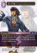 Al-Cid 2-097H from FFTCG Opus