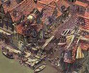 Alexandria Harbor CG Art Scheuer 1