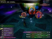 Demi EA in FFX-2