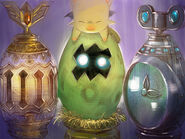 Egg Hunt Artwork 2008 (FFXI)