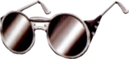 FF7 Silver glasses