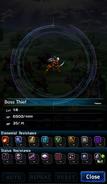 FFBE Boss Thief Analyze 2