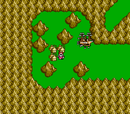 FFIII NES Fargabaad