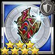 FFRK Ruby Shield FFII