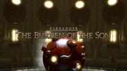 FFXIV Alexander Burden of the Son