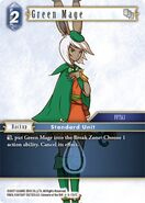Green Mage 5-137C from FFTCG Opus