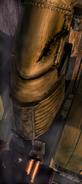 Junon gas chamber escape