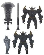 Magitek Colossus FFXIV Art 2