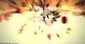 Quake IV enemy ability from FFXIV