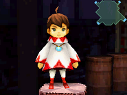 RoF White Mage Robe