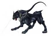 Darkstar artwork for FFVII Remake