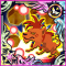 FFAB Earth Rave - Red XIII UR+