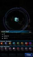 FFBE Green Soul Analyze