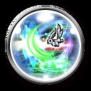 FFRK Aerial Slash Ability Icon