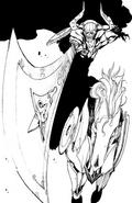 FFT-0 Odin Manga