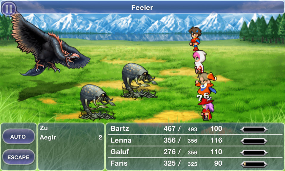 Battle 1 (Final Fantasy V)