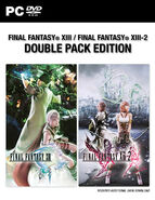 FFXIII + XIII-2 Double Pack EU