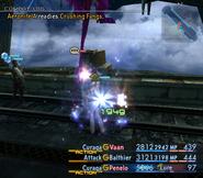 FFXII Crushing Fangs