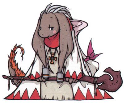 White Mage (Tactics A2)