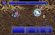 KNI using Guard from FFIII Pixel Remaster