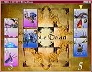 Triple Triad game from Final Fantasy VIII Desktop Accessories