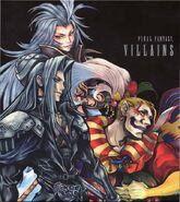 Final Fantasy Villains