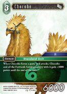 Chocobo 4-062C from FFTCG Opus