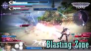 DFF2015 Blasting Zone