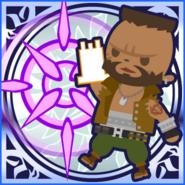 FFAB Hammer Blow - Barret Legend SSR