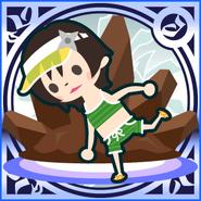 FFAB Landscaper - Yuffie Legend SSR