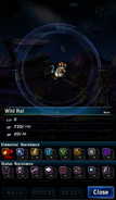 FFBE Wild Rat Analyze 2