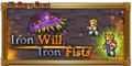 FFRK Iron Will, Iron Fists Event