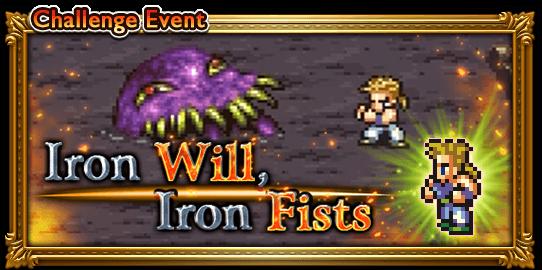 Iron Will, Iron Fists