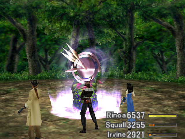 Slow (Final Fantasy VIII)